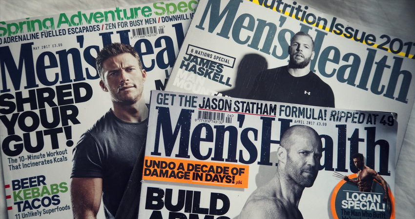 50 of the Best Mens Health Facts