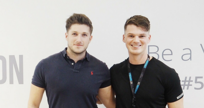 60 Seconds with Gymshark's Ben Francis